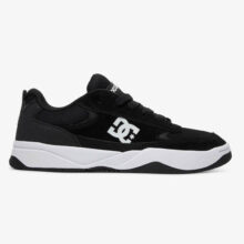 DC PENZA SHOES BLACK WHITE
