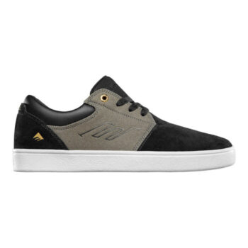 EMERICA ALCOVE CC SHOES BLACK OLIVE BLACK