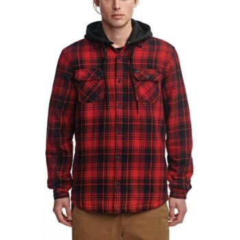 GLOBE ALFORD III LS SHIRT OXBLOOD