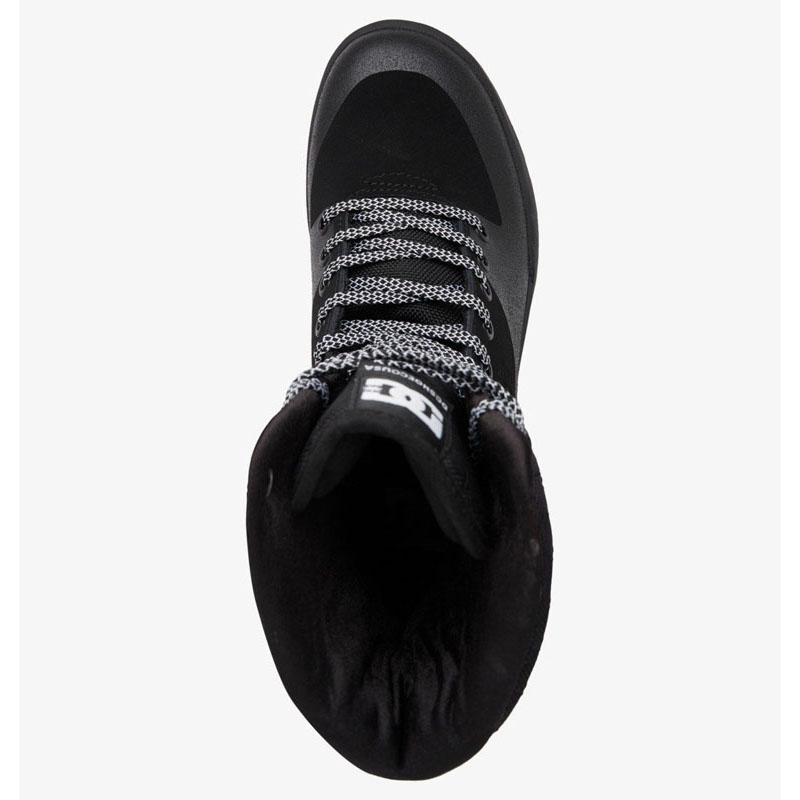 DC NADENE BOOTS BLACK BLACK