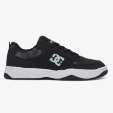 DC PENZA SHOES BLACK BLACK GREY