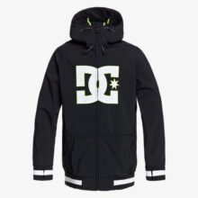 DC SPECTRUM SNOW JACKET BLACK