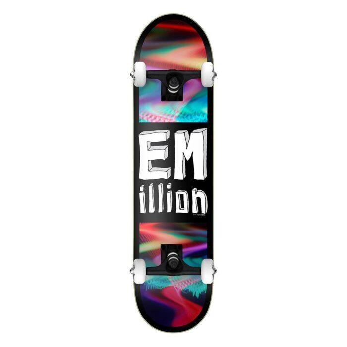 EMILLION BEAM COMPLETE SKATEBOARD 8.0