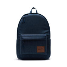 HERSCHEL CLASSIC XL BACKPACK INDIGO DENIM CROSSHATCH
