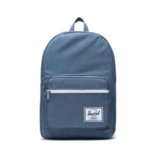 HERSCHEL POP QUIZ BACKPACK BLUE MIRAGE CROSSHATCH