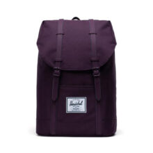 HERSCHEL RETREAT BACKPACK BLACKBERRY WINE