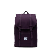 HERSCHEL RETREAT MID VOLUME BACKPACK BLACKBERRY WINE