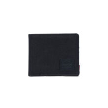 HERSCHEL ROY WALLET BLACK BLACK