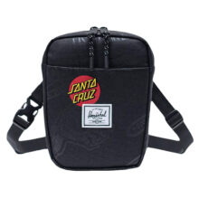 HERSCHEL X SANTA CRUZ CROSSBODY BLACK SPEED WHEELS