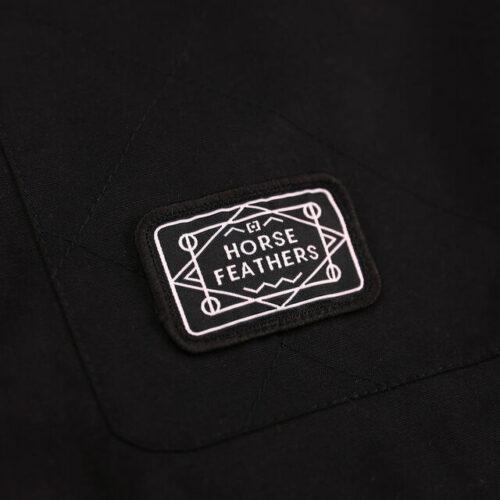 HORSEFEATHERS CLARA JACKET BLACK