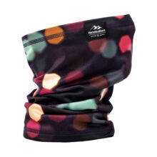HORSEFEATHERS NECK WARMER PRINTED BLUR LIGHTS