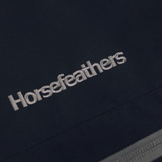 HORSEFEATHERS NORMAN SNOW JACKET BLACK