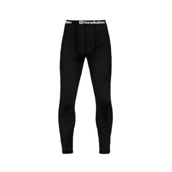 HORSEFEATHERS RILEY THERMAL PANT BLACK