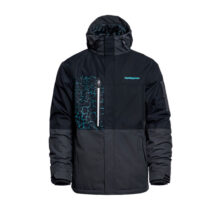 HORSEFEATHERS RIPPLE EIKI SNOW JACKET PHANTOM