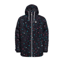 HORSEFEATHERS SADIE YOUTH SNOW JACKET RAINBOW DOTS