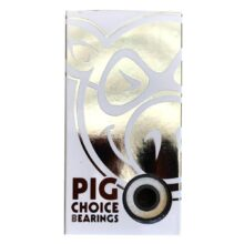 PIG CHOICE BEARINGS