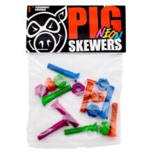 """PIG NEON BOLTS 1"""" PHILLIPS"""