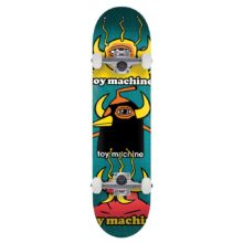 TOY MACHINE CHOPPED UP COMPLETE SKATEBOARD 8.0