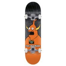 TOY MACHINE TEMPLETON CAMERA MONSTER COMPLETE SKATEBOARD 8.5