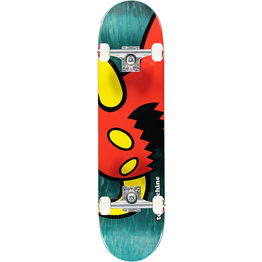 TOY MACHINE VICE MONSTER COMPLETE SKATEBOARD 7.75