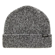 VANS TWILLY BEANIE BLACK MARSHMALLOW