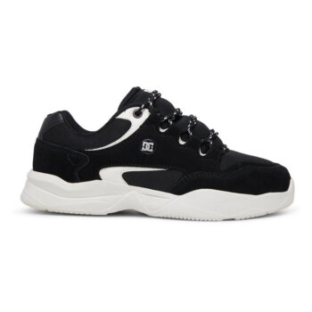 DC DECEL SHOES BLACK CREAM