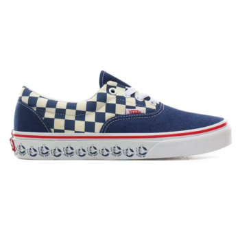 VANS BMX ERA SHOES TRUE NAVY WHITE