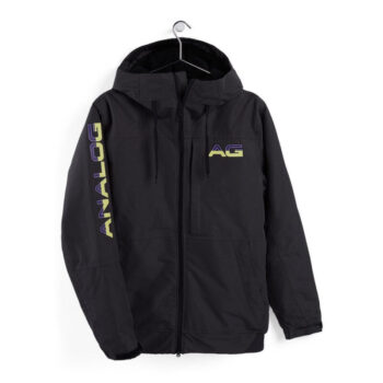 ANALOG GREED SNOW JACKET PHANTOM
