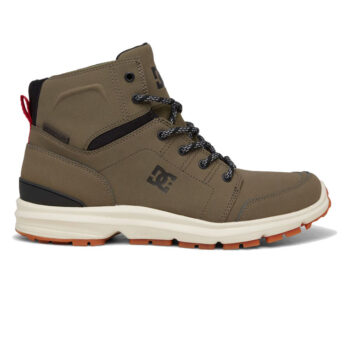 DC TORSTEIN BOOTS BLACK FOREST GREEN