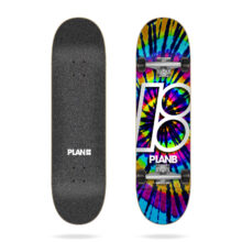 PLAN-B TEAM DEEP DYE COMPLETE SKATEBOARD 7.75