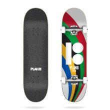 PLAN-B TEAM OZ COMPLETE SKATEBOARD 8.0