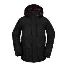 VOLCOM ANDERS 2L TDS JACKET BLACK