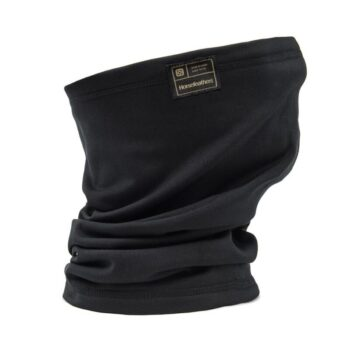HORSEFEATHERS NECK WARMER W20 BLACK