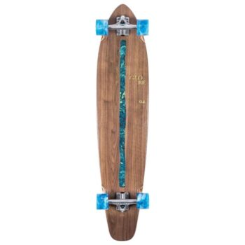 GLOBE BYRON BAY LONGBOARD WALNUT RIVER 43