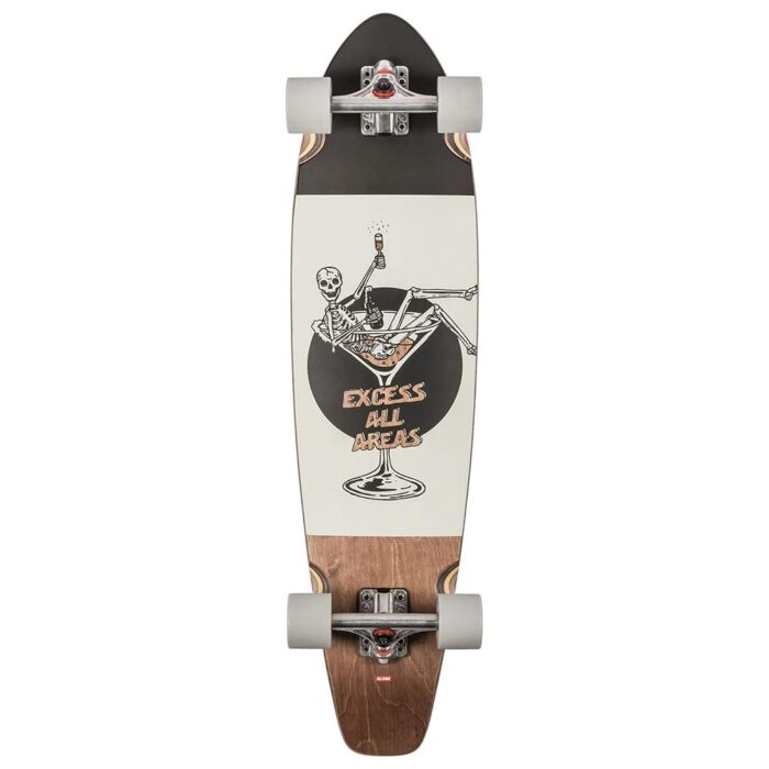 GLOBE THE ALL TIME LONGBOARD EXCESS 35