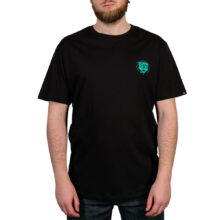 THE DUDES GAME OVER T-SHIRT BLACK