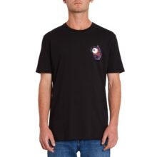 VOLCOM FREAK CITY T-SHIRT BLACK