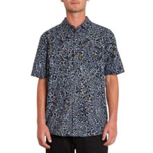 VOLCOM STRIVER SHIRT CHINA BLUE