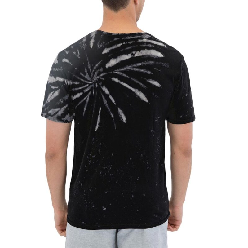 HURLEY EVERYDAY WASHED CHIEF REEF T-SHIRT OFF NOIR