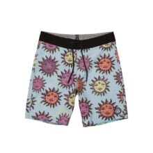 VOLCOM OZZY TRUNK BOYS BOARDSHORT AETHER BLUE
