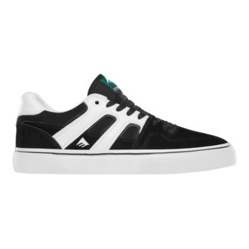 EMERICA TITL G6 VULC SHOES BLACK WHITE