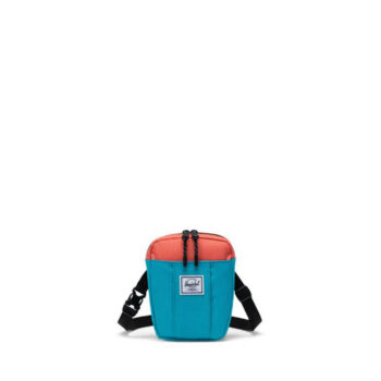 HERSCHEL CRUZ CROSSBODY BLUE BIRD BLACK EMBERGLOW