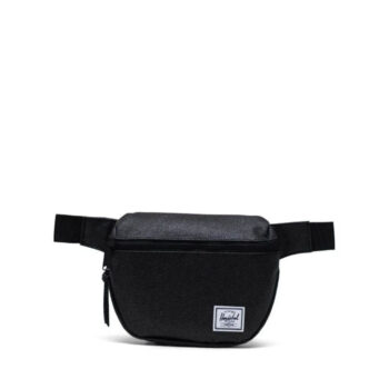 HERSCHEL FIFTEEN HIP PACK BLACK SPARKLE