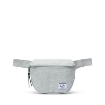 HERSCHEL FIFTEEN HIP PACK LIGHT GREY CROSSHATCH