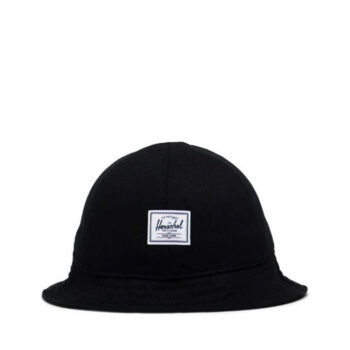 HERSCHEL HENDERSON CAP BLACK DENIM