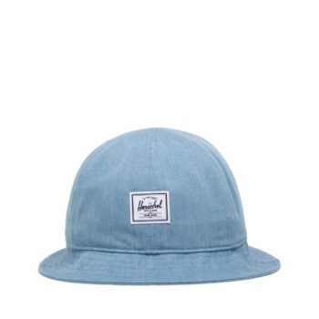 HERSCHEL HENDERSON CAP LIGHT WASH DENIM