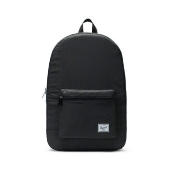 HERSCHEL PACKABLE DAYPACK BLACK