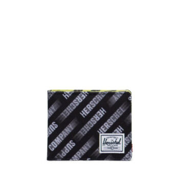 HERSCHEL ROY WALLET HSC MOTION BLACK HIGHLIGHT