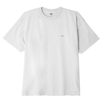 OBEY GIMMESOME TRUTH CLASSIC T-SHIRT WHITE