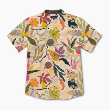 ROARK MAGIC BAY SHIRT PINK